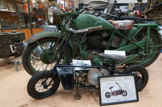 Lend Lease Museum, Moscow, Russia view 12