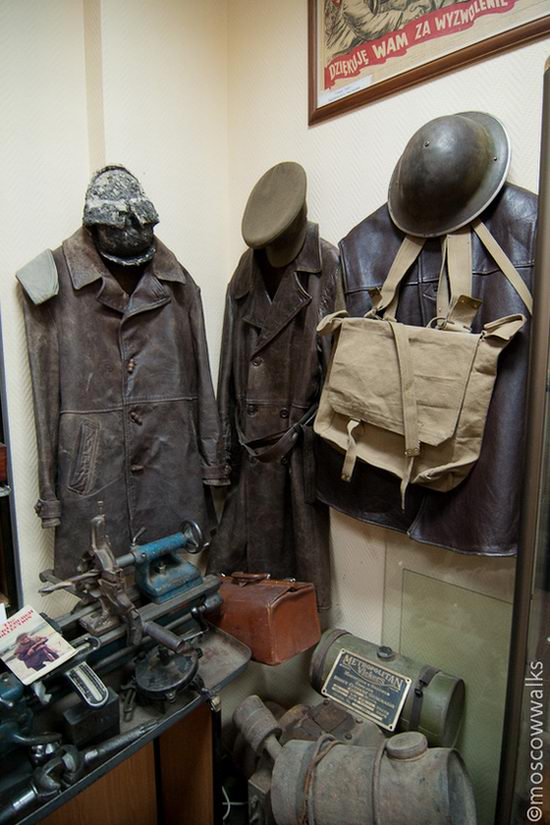 Lend Lease Museum, Moscow, Russia view 13