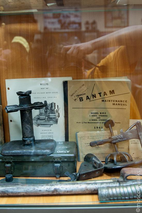 Lend Lease Museum, Moscow, Russia view 16