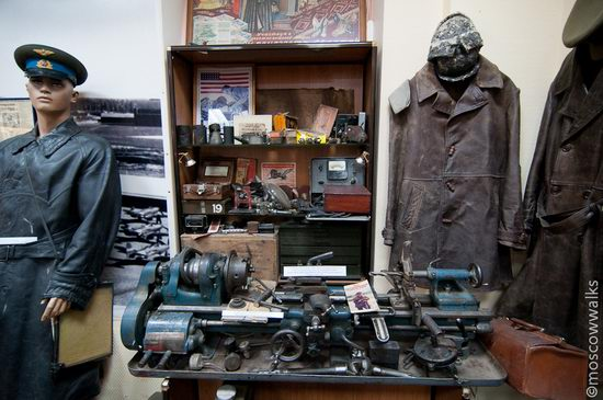Lend Lease Museum, Moscow, Russia view 5