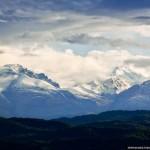 Picturesque views of the North Caucasus