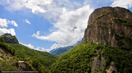 Picturesque view of the North Caucasus, Russia 10