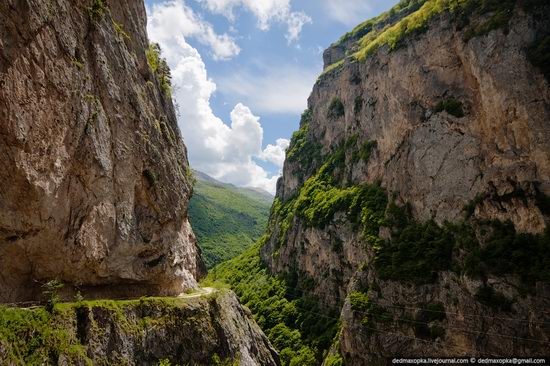 Picturesque view of the North Caucasus, Russia 12