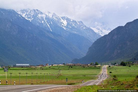Picturesque view of the North Caucasus, Russia 13