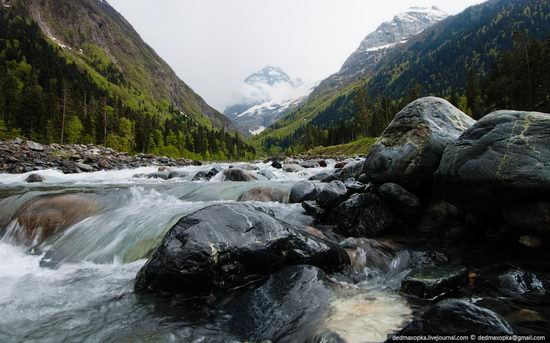 Picturesque view of the North Caucasus, Russia 14