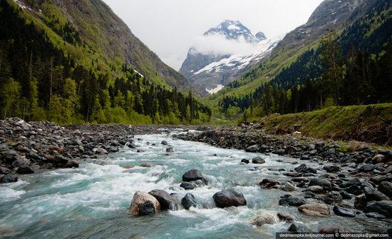 Picturesque view of the North Caucasus, Russia 15
