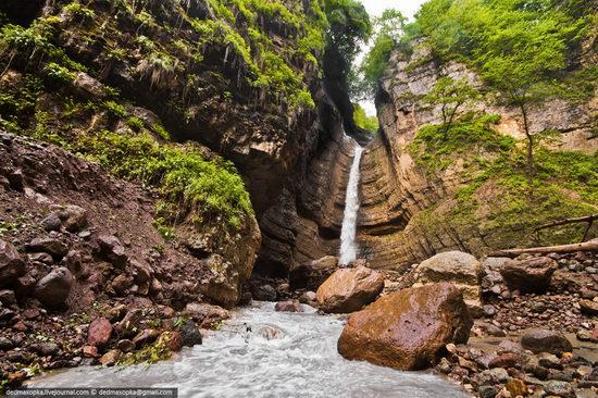 Picturesque view of the North Caucasus, Russia 2