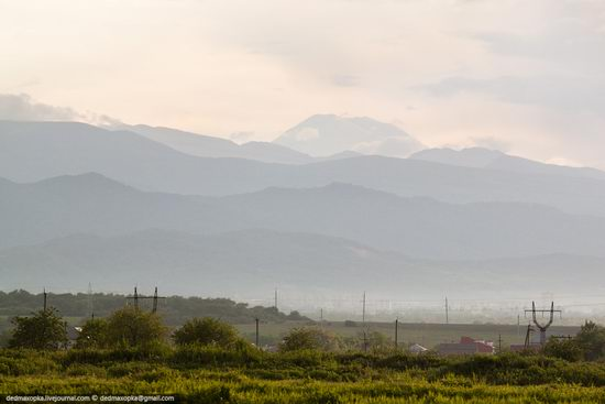 Picturesque view of the North Caucasus, Russia 9