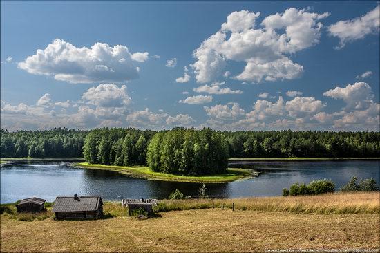Pochozersky church, Arkhangelsk oblast, Russia view 13