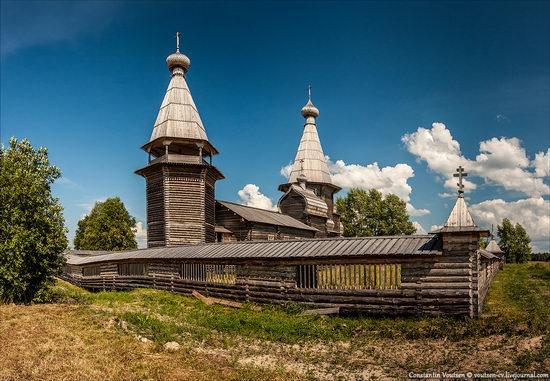 Pochozersky church, Arkhangelsk oblast, Russia view 14