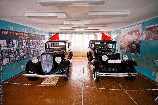 Military-technical museum, Ivanovo, Chernogolovka, Russia view 13