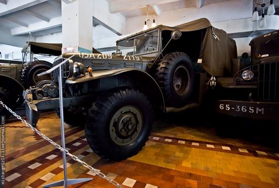 Military-technical museum, Ivanovo, Chernogolovka, Russia view 19