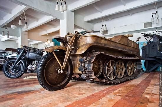 Military-technical museum, Ivanovo, Chernogolovka, Russia view 21