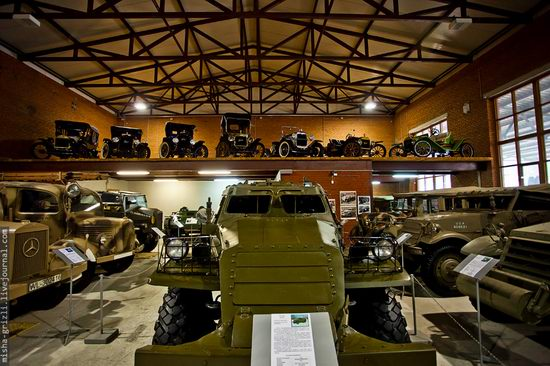 Military-technical museum, Ivanovo, Chernogolovka, Russia view 23