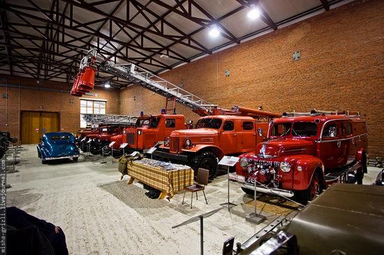 Military-technical museum, Ivanovo, Chernogolovka, Russia view 24