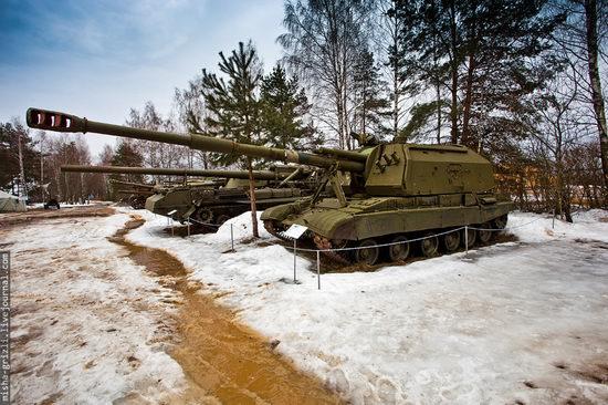 Military-technical museum, Ivanovo, Chernogolovka, Russia view 4