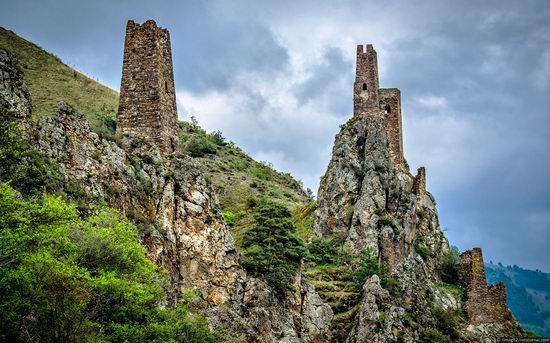 Mountainous Ingushetia, Russia view 1