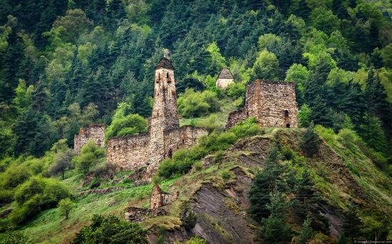 Mountainous Ingushetia, Russia view 11