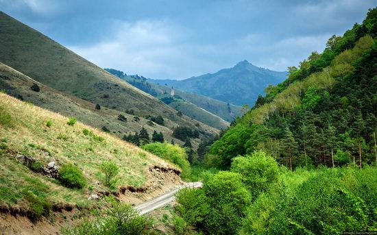 Mountainous Ingushetia, Russia view 14
