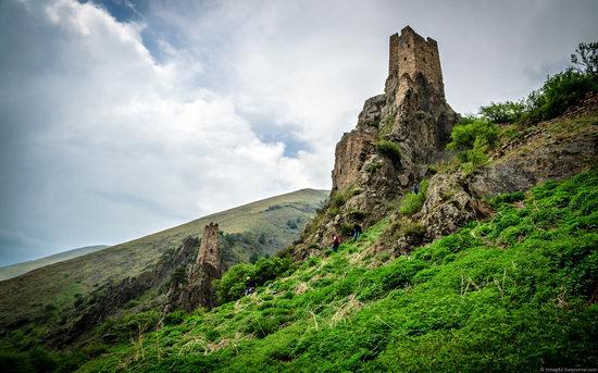 Mountainous Ingushetia, Russia view 15