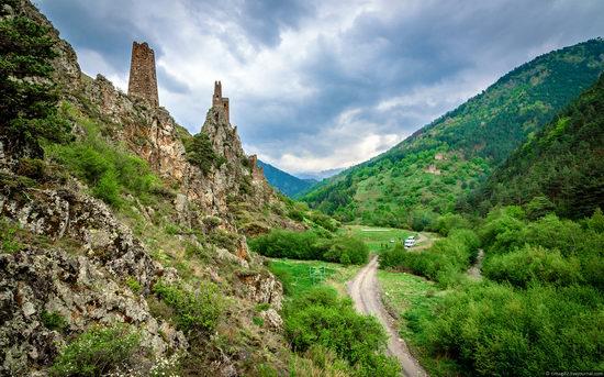 Mountainous Ingushetia, Russia view 17