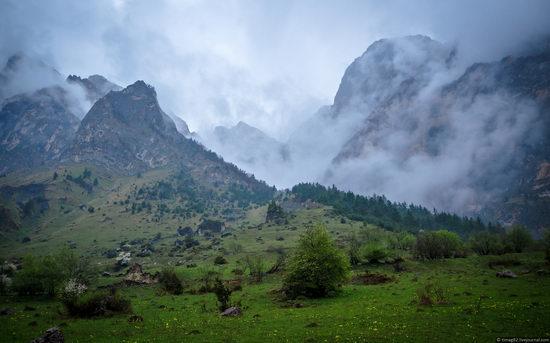 Mountainous Ingushetia, Russia view 19