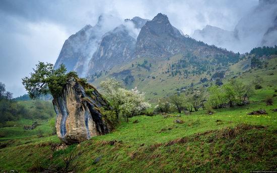 Mountainous Ingushetia, Russia view 20