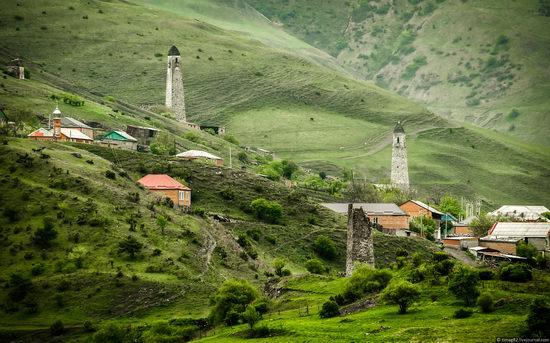 Mountainous Ingushetia, Russia view 21