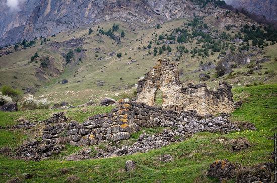 Mountainous Ingushetia, Russia view 7