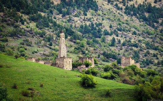 Mountainous Ingushetia, Russia view 8