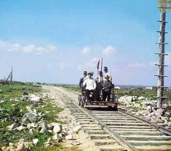 Prokudin-Gorsky, the Russian Empire photo 18