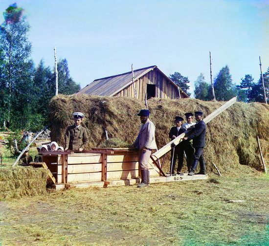 Prokudin-Gorsky, the Russian Empire photo 21