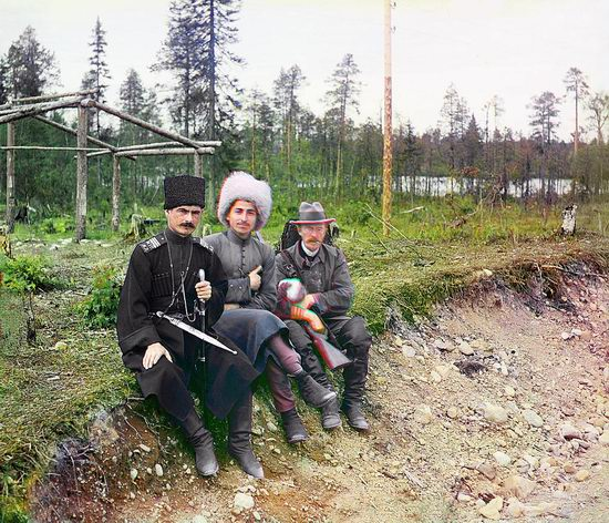 Prokudin-Gorsky, the Russian Empire photo 22