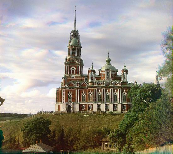 Prokudin-Gorsky, the Russian Empire photo 29