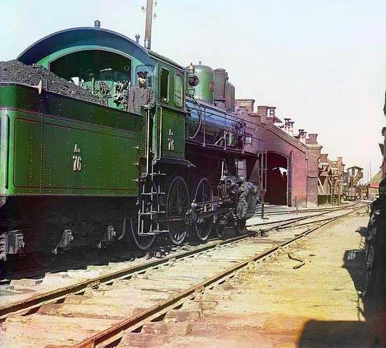 Prokudin-Gorsky, the Russian Empire photo 3