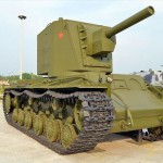 One of the best museums of military vehicles in Russia