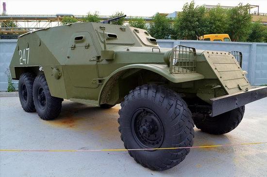Military vehicles museum, Verkhnaya Pyshma, Russia photo 11