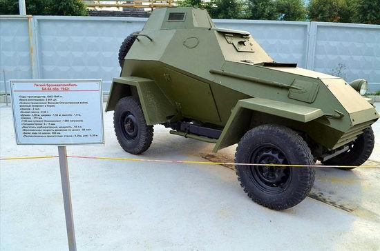 Military vehicles museum, Verkhnaya Pyshma, Russia photo 12