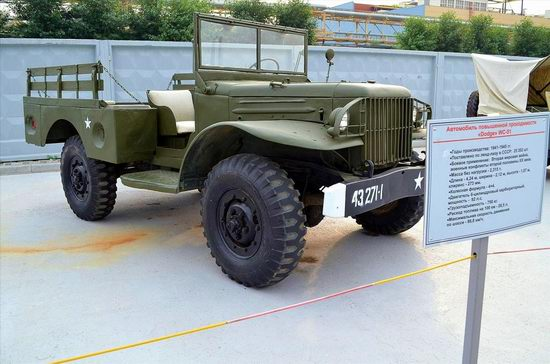 Military vehicles museum, Verkhnaya Pyshma, Russia photo 14
