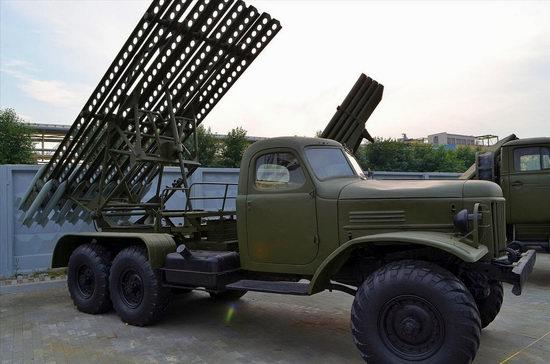 Military vehicles museum, Verkhnaya Pyshma, Russia photo 17