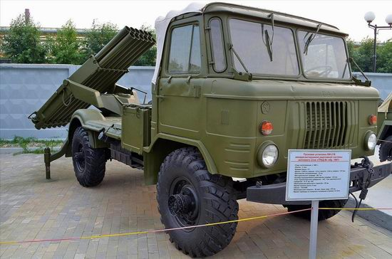 Military vehicles museum, Verkhnaya Pyshma, Russia photo 19