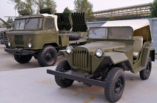 Military vehicles museum, Verkhnaya Pyshma, Russia photo 20
