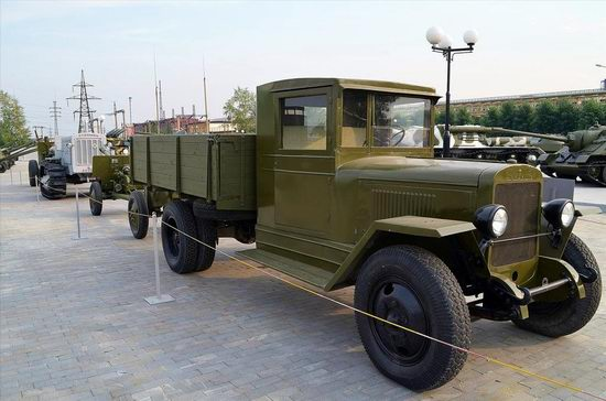 Military vehicles museum, Verkhnaya Pyshma, Russia photo 24