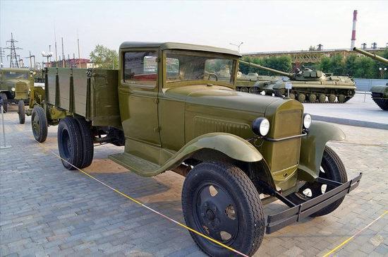 Military vehicles museum, Verkhnaya Pyshma, Russia photo 25