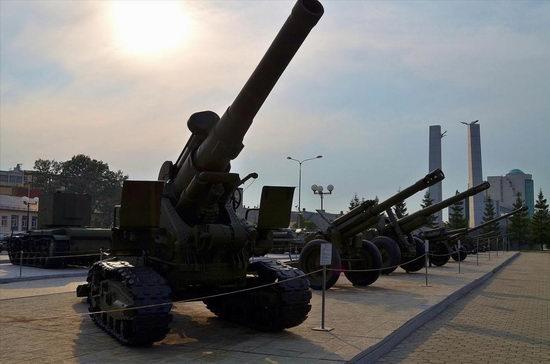 Military vehicles museum, Verkhnaya Pyshma, Russia photo 26