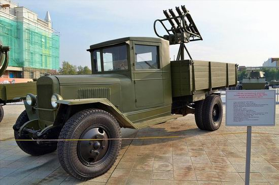 Military vehicles museum, Verkhnaya Pyshma, Russia photo 27