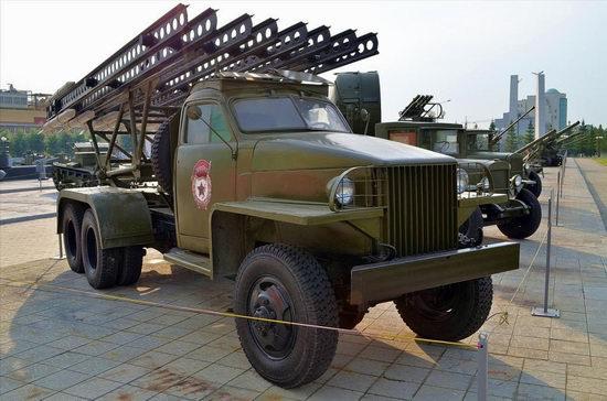 Military vehicles museum, Verkhnaya Pyshma, Russia photo 28