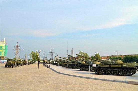 Military vehicles museum, Verkhnaya Pyshma, Russia photo 3