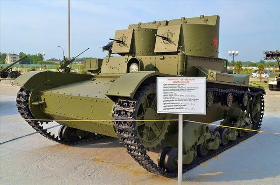 Military vehicles museum, Verkhnaya Pyshma, Russia photo 30