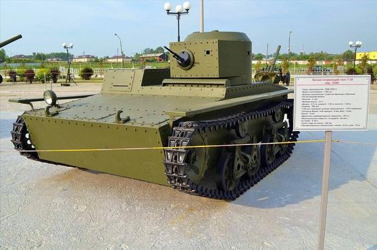 Military vehicles museum, Verkhnaya Pyshma, Russia photo 31